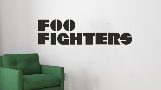 Stickers Foo Fighters