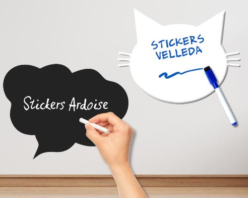 Stickers Ardoise & Velleda