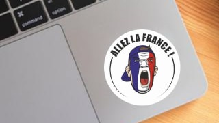 Stickers Foot
