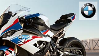 Stickers Moto BMW