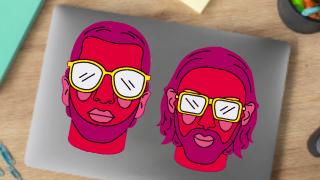 Stickers PNL