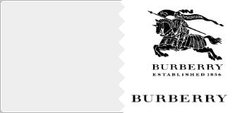 Stickers Burberry
