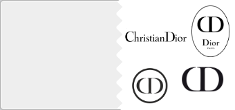 Stickers Dior