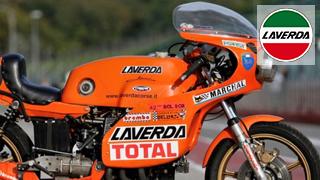 Stickers Moto Laverda