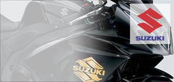 Stickers Moto Suzuki