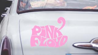 Stickers Pink Floyd