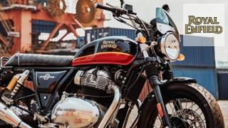 Stickers Moto Royal Enfield