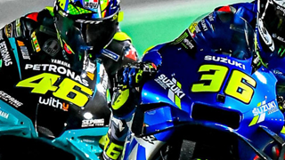 Stickers Pilotes Moto GP