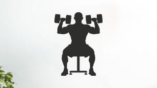 Stickers Musculation