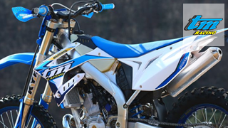 Stickers Moto TM Racing
