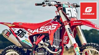 Stickers Moto Gasgas