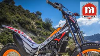 Stickers Moto Montesa