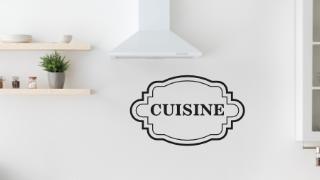 Stickers Cuisine Vintage
