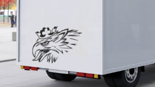 Stickers Camion