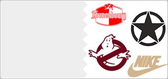 Stickers Logos Racer
