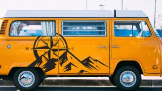 Stickers Van