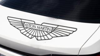 Stickers Auto ASTON MARTIN