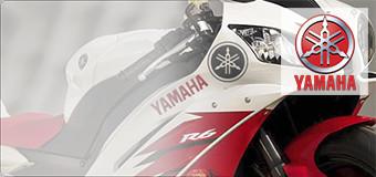 Stickers moto Yamaha