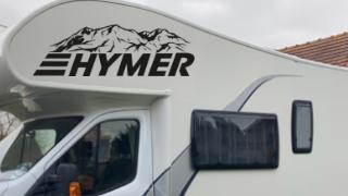 Stickers Hymer