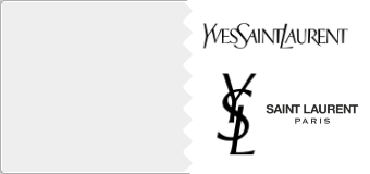 Stickers Yves Saint Laurent