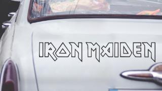 Stickers Iron Maiden