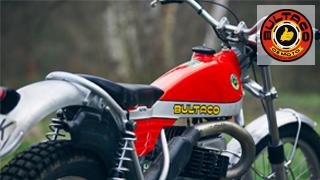 Stickers Moto Bultaco