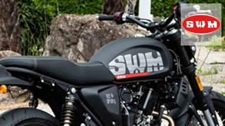Stickers Moto SWM