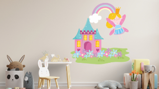 Stickers Chambre Fille