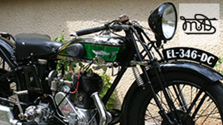 Stickers Moto Magnat Debon