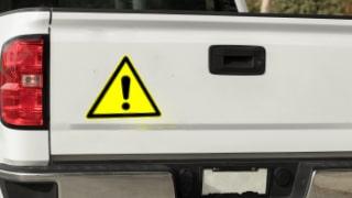 Autocollants signalétique