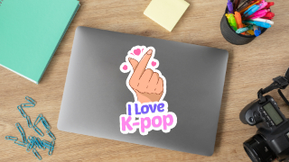 Stickers KPOP