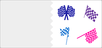 Stickers Drapeaux
