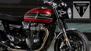 Stickers Moto Triumph
