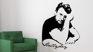 Stickers Johnny Hallyday