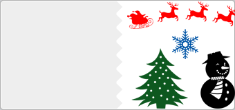 Stickers Noel