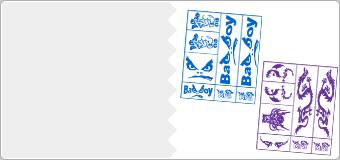 Stickers motos cyclos