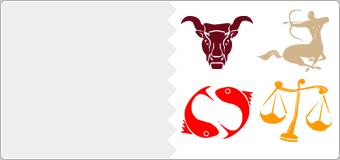 Stickers Signes du Zodiaque
