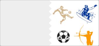 Stickers Sport