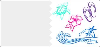 Stickers Vacances
